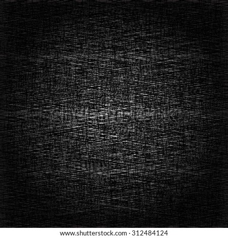 metal background. industrial black background. Raster version    - stock photo