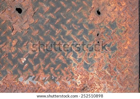 metal background,old metal background - stock photo