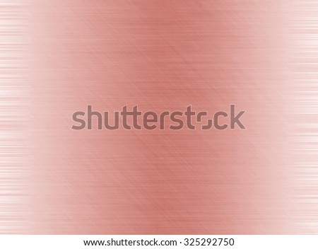 Rose Gold Background Metal Foil Texture Stock Photo