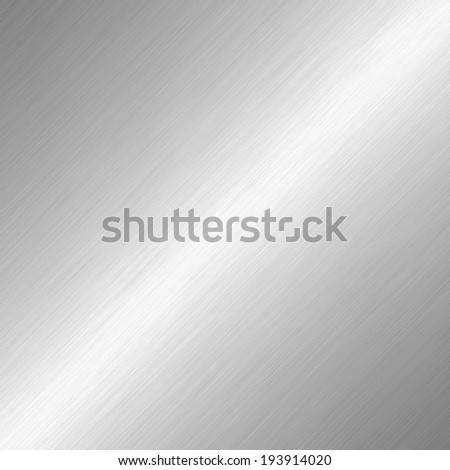 Metal background (texture of  aluminum sheet) - stock photo