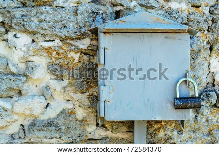 metal box