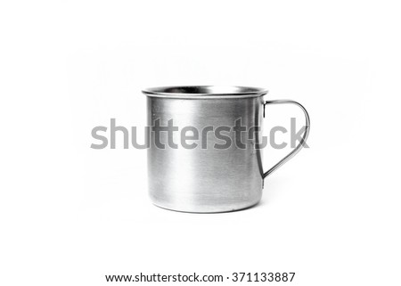 metal cup Travel
