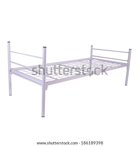 metal frame beds
