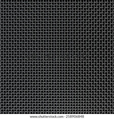 metal grid texture - stock photo