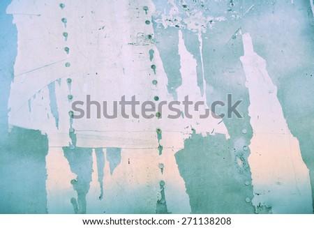 metal grunge background - stock photo