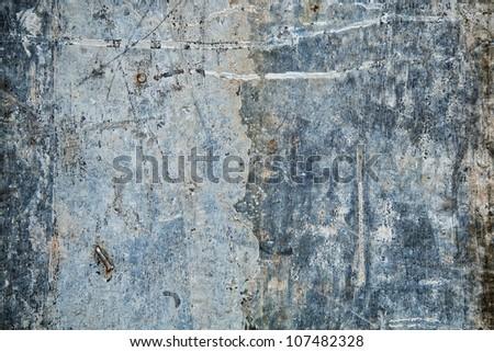 Metal grunge surface background - stock photo