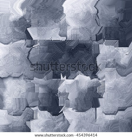 metal grunge texture of old tiles - stock photo