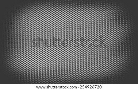 Metal mash background or texture - stock photo