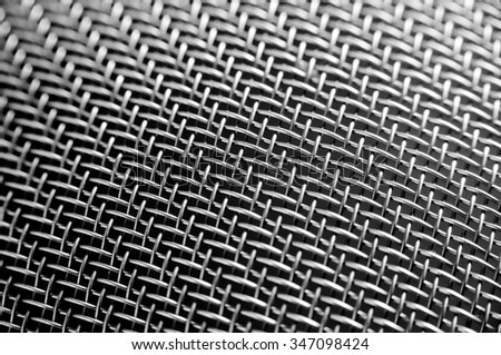 Metal mesh. Backgrounds or texture. Closeup