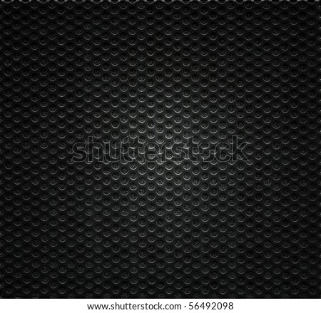 Metal net circle texture background. - stock photo
