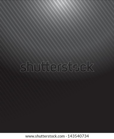 metal pattern illustration over a black background - stock photo