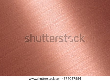 metal plate texture with some reflection - stock photo
