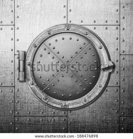 Hatch Door Stock Photos Images Amp Pictures Shutterstock