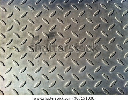 Metal sheet background or texture.