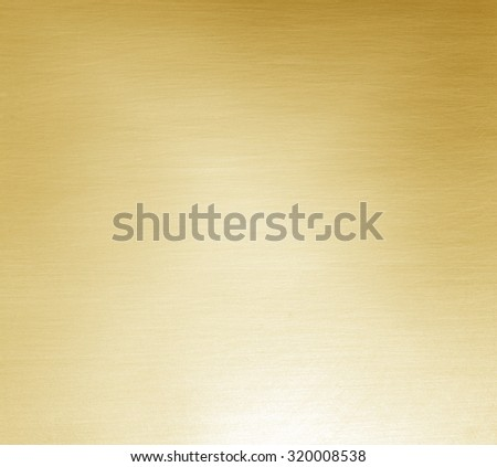 Metal Shiny yellow gold texture background - stock photo
