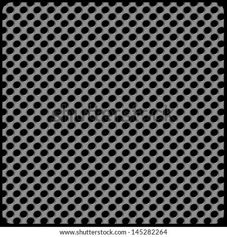 Metal texture - stock photo