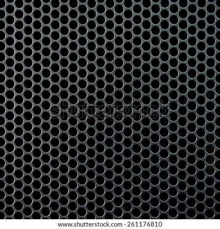 Metal texture background. - stock photo