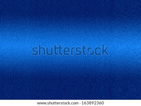 Metal texture blue background - stock photo
