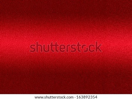 Metal texture red background - stock photo