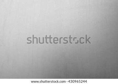 metal texture - reflection shiny silver white gray grey  background - stock photo