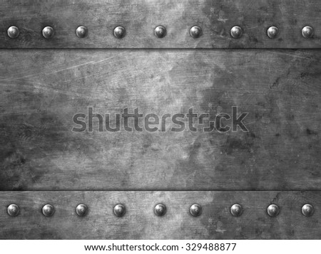 metal texture with rivets