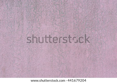 Metal texture with scratches and cracks - stock photo