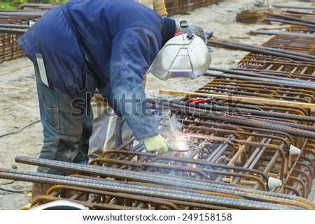 Metal Worker - stock photo
