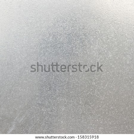 Metal zinc polished sheet cover as abstract background composition - stock photo