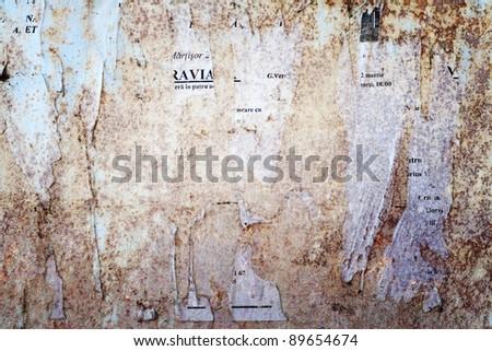 metallic texture background - stock photo