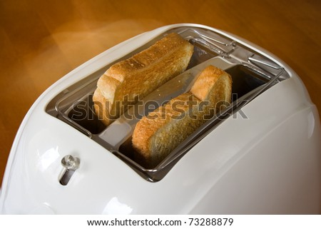 explain how a toaster works
