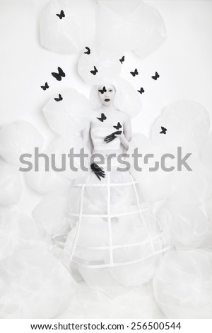 Metamorphosis - stock photo