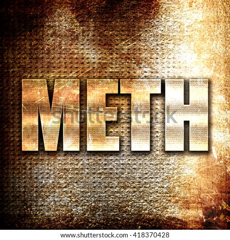 research paper on meth