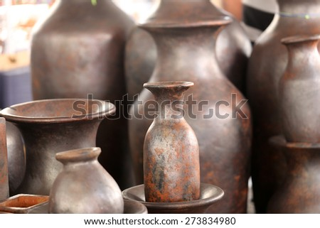 Mexican handicraft - stock photo