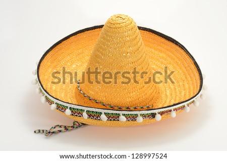Mexican Hat, Sombrero - stock photo