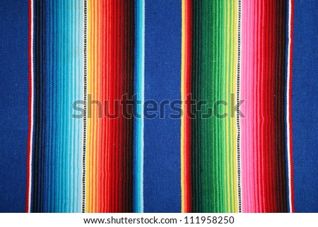 Mexican Blanket Pattern mexican pattern
