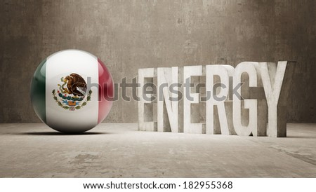 Mexico High Resolution Energy  Concept