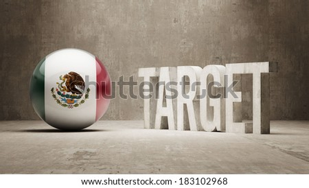 Mexico High Resolution Target Concept
