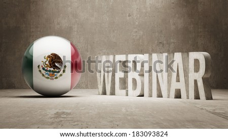 Mexico High Resolution Webinar Concept