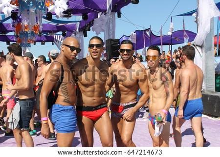 Beach florida gay