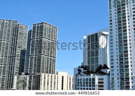Miami downtown U.S.A.