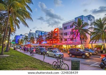 Miami Beach Vacation Hotels