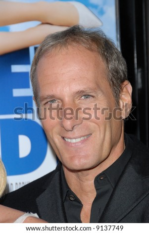 "Michael Bolton at the premiere of ""Over Her Dead Body"" held at the ArcLight Cinema in Hollywood, Los Angeles - 29 January 2008.  Credit: Entertainment Press"