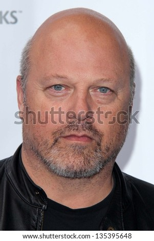 Michael Chiklis at the Light Up The Blues Concert Benefiting Autism Speaks, Club Nokia, Los Angeles, CA 04-13-13