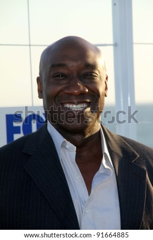Michael Clarke Duncan at the FOX All Star Party 2011, Gladstones, Malibu, CA. 08-05-11 - stock photo