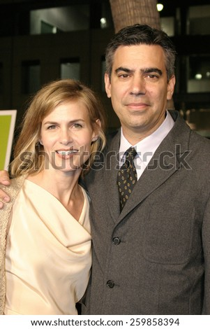 """Michael London at the """"Sideways"""" Los Angeles Premiere held at the Academy of Motion Pictures Arts and Sciences in Beverly Hills, California United States on October 12 2004. - stock photo"""
