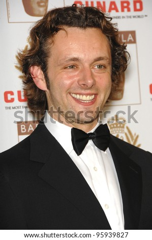 MICHAEL SHEEN at the 2006 BAFTA/LA Cunard Britannia Awards at the Century Plaza Hotel, Los Angeles. November 2, 2006  Los Angeles, CA Picture: Paul Smith / Featureflash