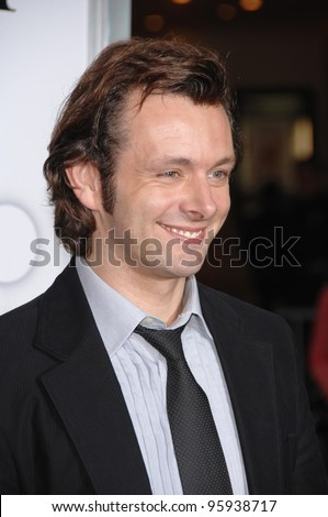 "MICHAEL SHEEN - who plays Tony Blair in ""The Queen"" - at the Los Angeles premiere of ""Stranger than Fiction"". October 30, 2006  Los Angeles, CA Picture: Paul Smith / Featureflash"