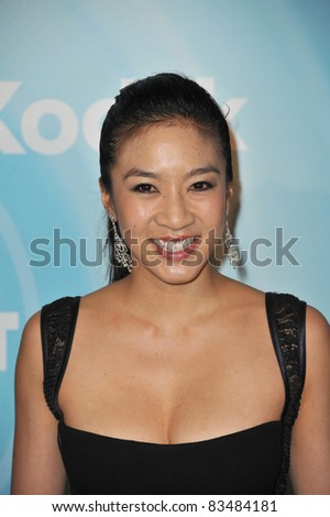 Michelle Kwan at the Women in Film 2011 Crystal + Lucy Awards at the Beverly Hilton Hotel. June 16, 2011  Beverly Hills, CA Picture: Paul Smith / Featureflash