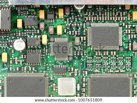 micro computer electronics circuit board using stock photo royalty rh shutterstock com