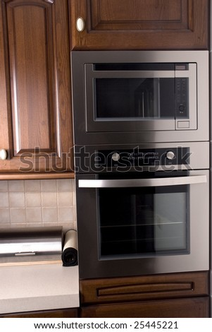 microwave and oven 1